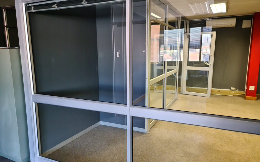 All in one office for smaller company