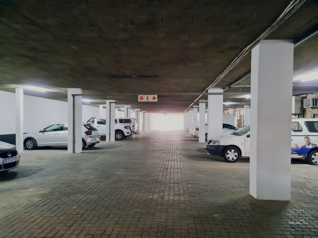 Infinity Properties Commercial Property Parking