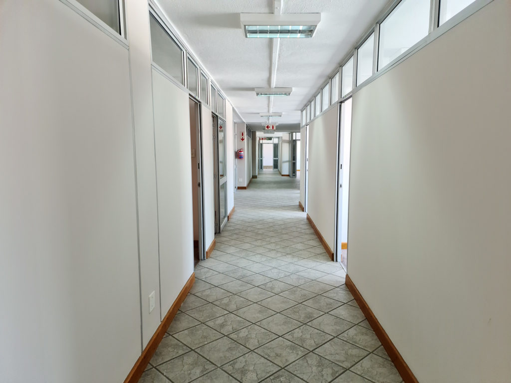 Dynamic office spaces available